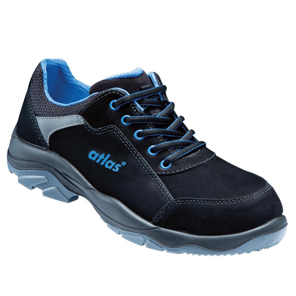Atlas alu-tec 625 / ESD EN ISO 39-48 20345 S3 W10 Gr. 39-48 ISO (43, schwarz-blau) 199a4e