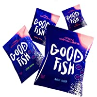 GOODFISH Crispy Salmon Skin Chips - Discovery Pack (pack of 4)