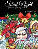 img - for Silent Night: Adult Coloring Book book / textbook / text book
