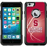 Coveroo Commuter Series Case for iPhone 6 Plus - Retail Packaging - Stanford University Basketball