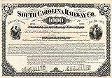 South Carolina Railway - Bond