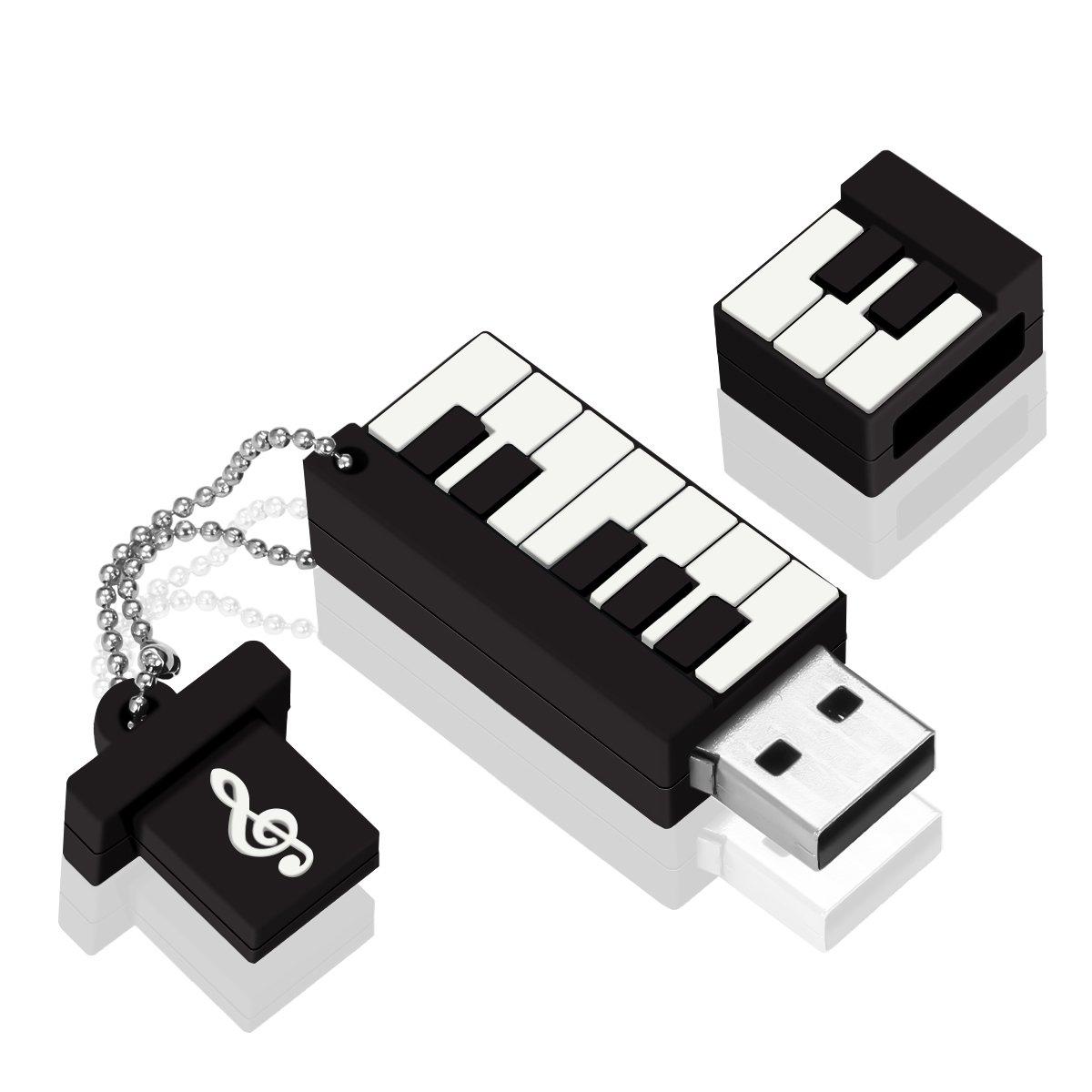 Clé USB 16 GO PIANO