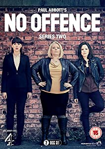 No Offence Serie