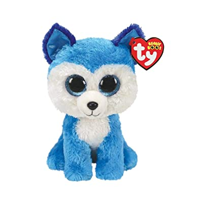 "Ty Beanie Boos 9"" Prince The Husky , Perfect Plush!: Toys & Games"