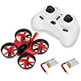 Mini RC Quadcopter - GoolRC T36 Drone 2.4G 4 Channel 6 Axis With 3D Flip Headless Mode One Key Return Nano Copters RTF…