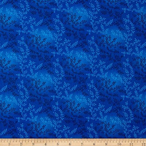 "Santee Print Works 108"" Wide Back Tonal Vineyard Regatta Fabric by the Yard"