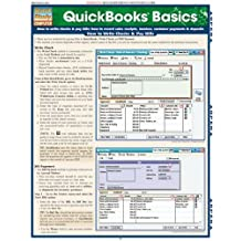 BarCharts- Inc. 9781423203742 Quickbooks Basics- Pack of 3