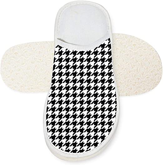 Jane-LEE Wolf House Slippers//Bedroom Shoes//Flat Shoes//Indoor Slippers