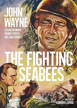 Image result for the fighting seabees poster