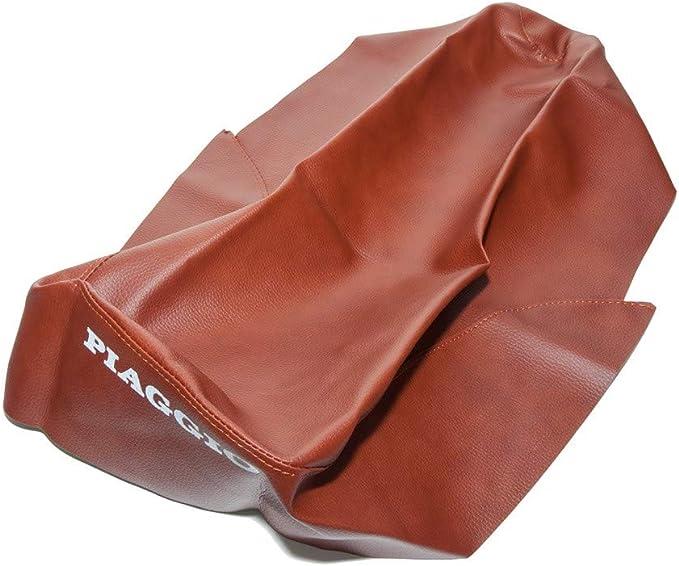 Sitzbankbezug Sitz Sitzbank Bezug Schwarz f/ür Piaggio Vespa LX 50 125 150