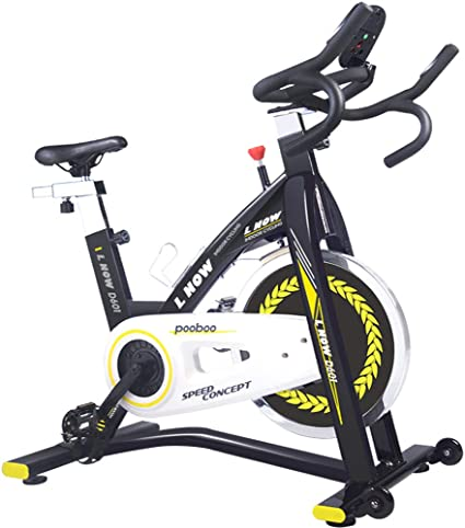 Folding Exercise Bike Cardio Trainer Sporting Equipment Fitness Bike
