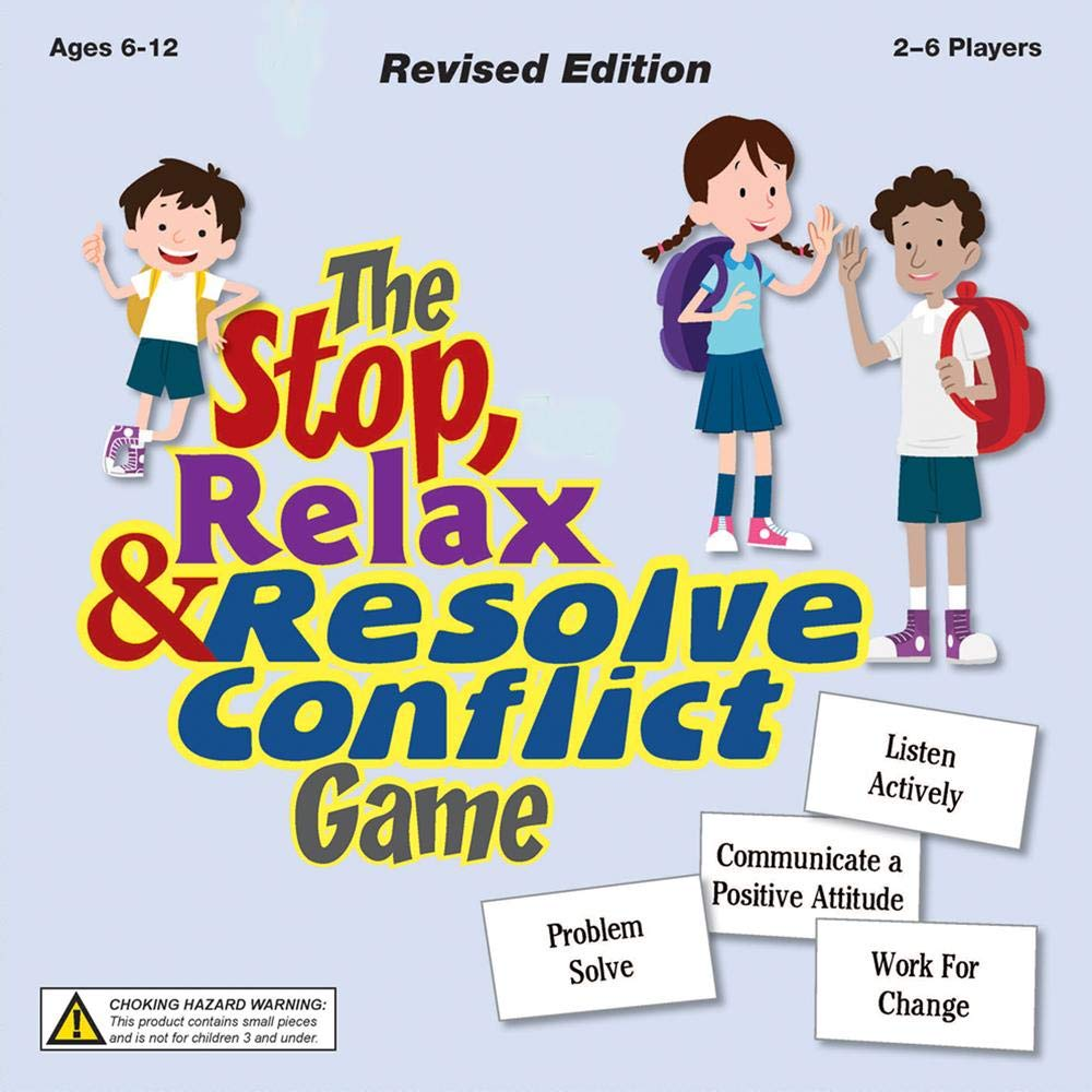 Childswork / Childsplay The Stop, Relax & Resolve Juego de ...