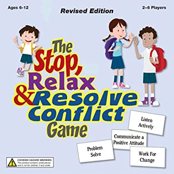 Childswork / Childsplay The Stop, Relax & Resolve Juego de ...
