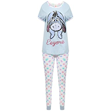 21246cda05 Womens Ladies Character Pyjamas - Huge Range - Disney - Frozen - Minnie  Mouse - Mickey Mouse - Dalmatians - Snow White - Winnie - Tatty Teddy -  Little ...