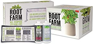 Root Farm Indoor Hydroponic Gardening System - Starter Kit
