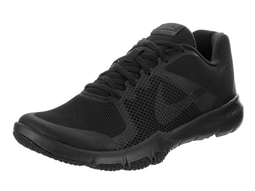 Nike Men's Flex Control Cross Trainer (Black/Anthracite, ...