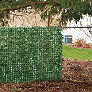 Amazon Com Faux Ivy Privacy Screen Outdoor Decorative