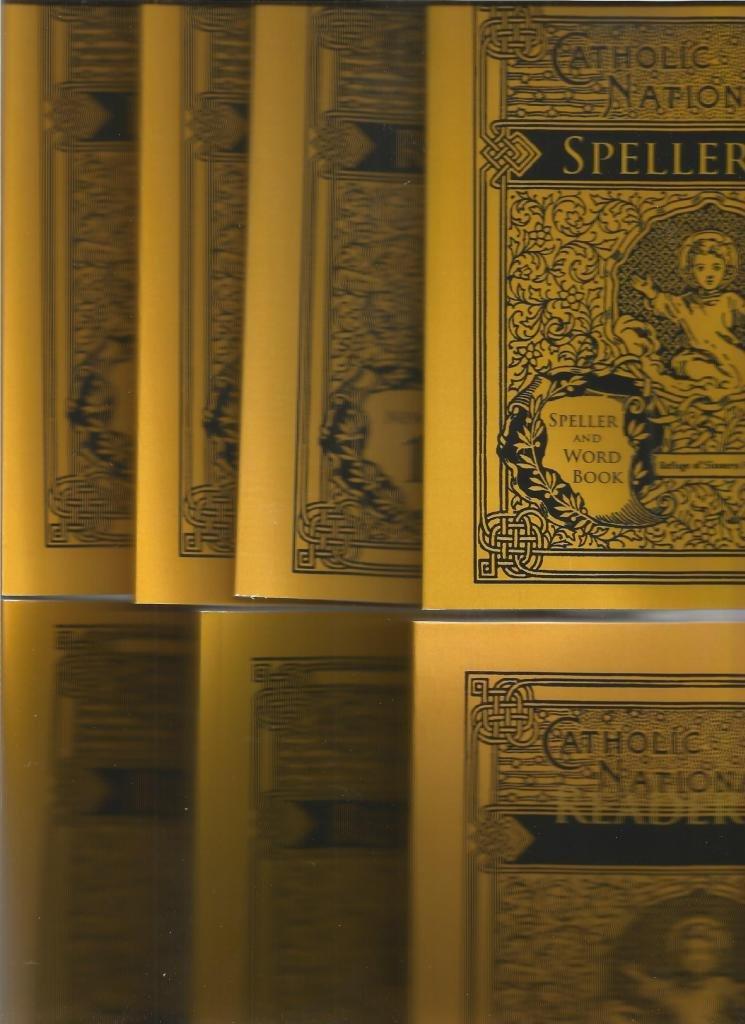 Download Catholic National Readers Complete 7 Book Set ebook