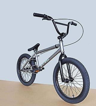 SWORDlimit Bicicleta BMX Bikes de 18 Pulgadas para niños, Cuadro ...