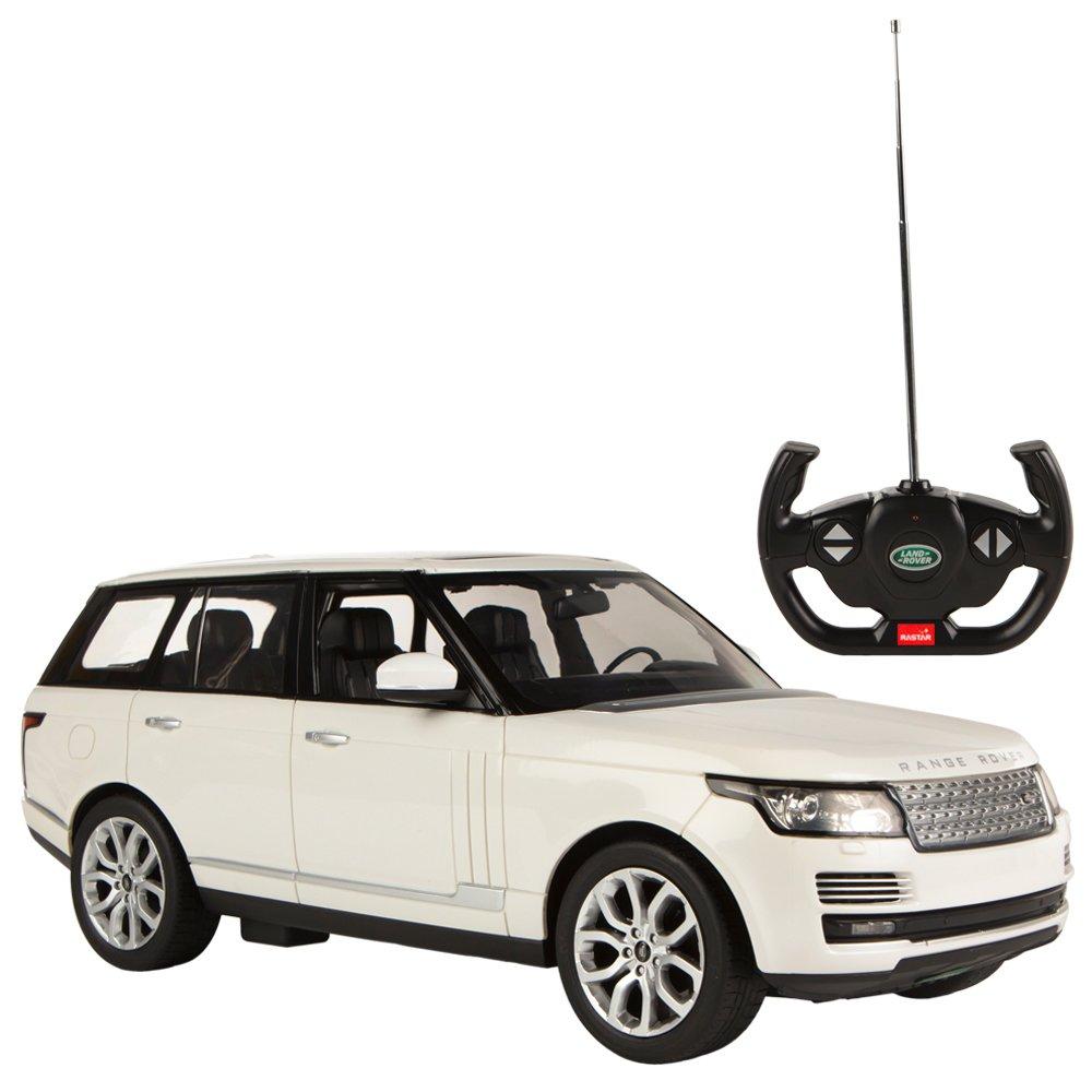 Rastar Range Rover Sport 2013 Ferngesteuertes Auto, Maßstab 1 14 1 14 Weiß B01K1PVS72 Motorfahrzeuge Abrechnungspreis  | Abgabepreis