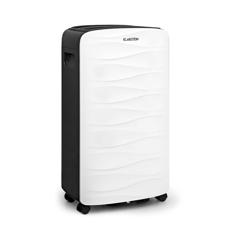 Klarstein DryFy • Deshumidificador • Secador de Aire • litros por día