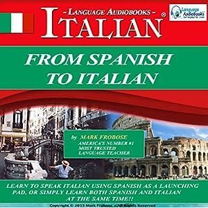From Spanish to Italian (Italian Edition) Speech
