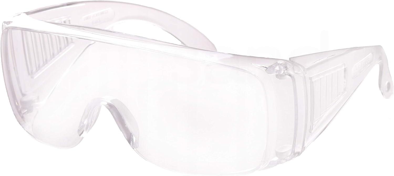 DREL - Gafas de protección para los ojos (norma EN166:2001)