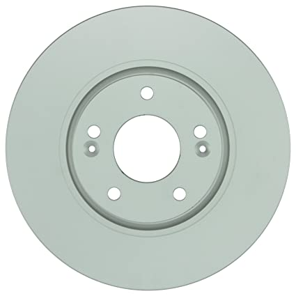 Bosch 28011449 QuietCast Premium Disc Brake Rotor For Hyundai: 2006-14 Sonata, 2010