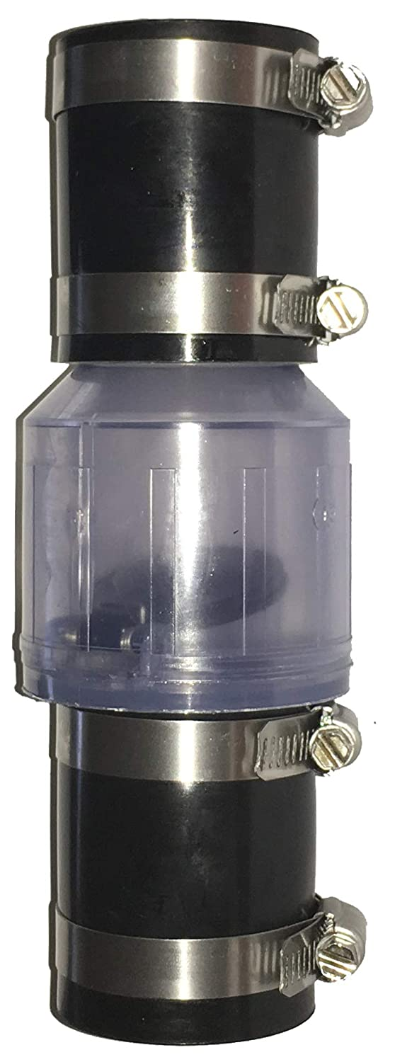 """Raybend,""""Silent"""" Sump Pump Check Valve, 1-1/2"""""""