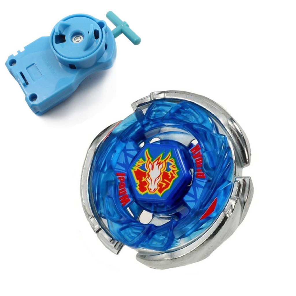 Storm Pegasus BB28 Fight Metal Masters 4D Gyro Battling Tops Gyroscope (Gyro+Blue Launcher+Handle) Generic
