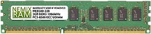 2GB DDR3-1066 PC3-8500 ECC Memory for Apple Xserve 3,1 8-Core Early 2009 by NEMIX RAM