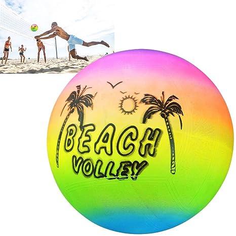 Ainstsk - Pelota de voleibol de playa, arcoíris de verano ...