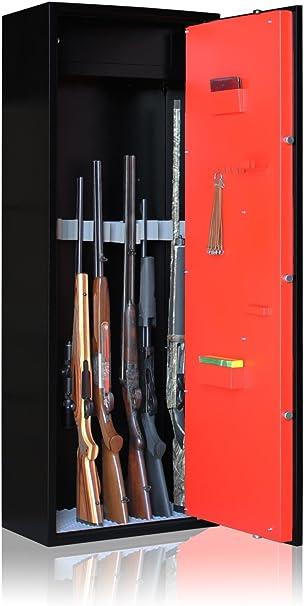 Elite Armoire Forte Pioneer 11 Armes Coffre Amazon Fr Sports