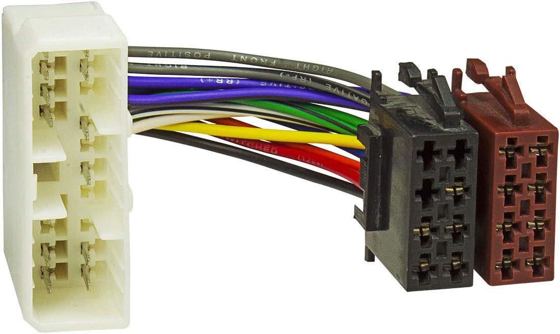 Tomzz Audio 7006 001 Radio Adapter Kabel Passend Für Elektronik