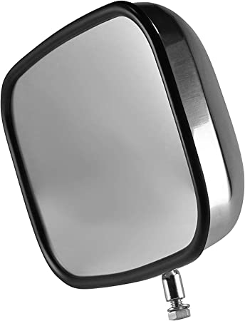 Fit System RH067 Driver//Passenger Side Replacement Universal Head Mirror