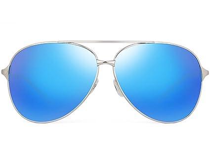 ATTCL® Klassische Piloten polarisierten Aviator Sonnenbrillen Herren Angeln Außen 8009 Black EVHcaZAsE