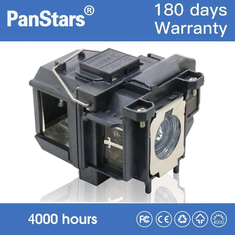 EX3240 5240 5250 7240 9200 EH-TW5210 5300 Lamp VS240 VS340 VS345 PanPacSight ELPLP88 V13H010L88 Replacement Projector Bulb for Epson EB-945H 955WH 965H 98H X04 S04 W04 X27 X29 X31 X36 S31 W31 W04