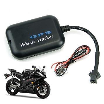 GPS GPRS GSM Mini Tracker Vehículo Bicicleta Motocicleta Red ...