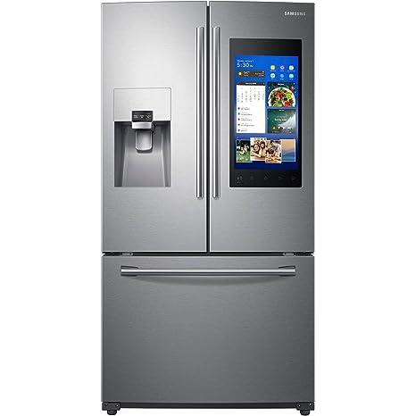 Capacity 3  Door French Door Refrigerator With Family