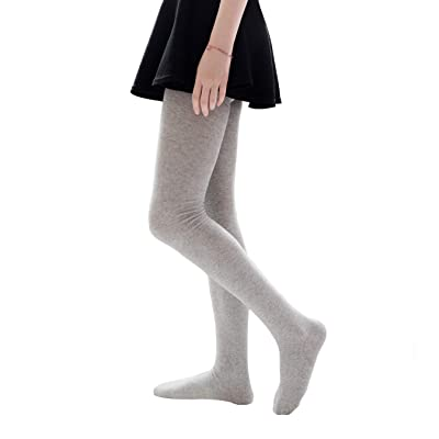 Extra Long Thigh High Socks for Girls Womens, Autumn Winter Warm Long Socks, Leg Warmers Over the Knee High Boot Stockings (Light Grey) at Women's Clothing store