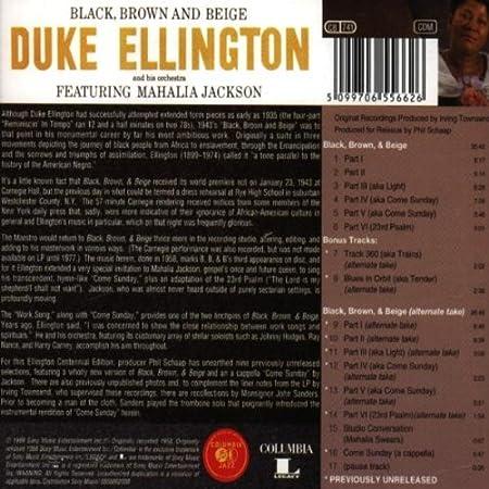 Duke Ellington Blues in Orbit 1958 Columbia, 2009