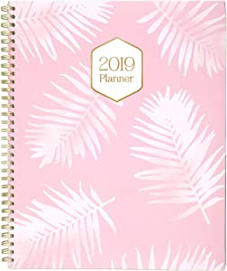 "Cambridge 2019 Weekly & Monthly Planner, 8-1/2"" x 11"", Large, Beverly (1133-905)"