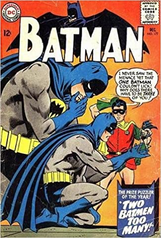 BATMAN #177: Sheldon Moldoff Joe Giella Gardner Fox: Amazon