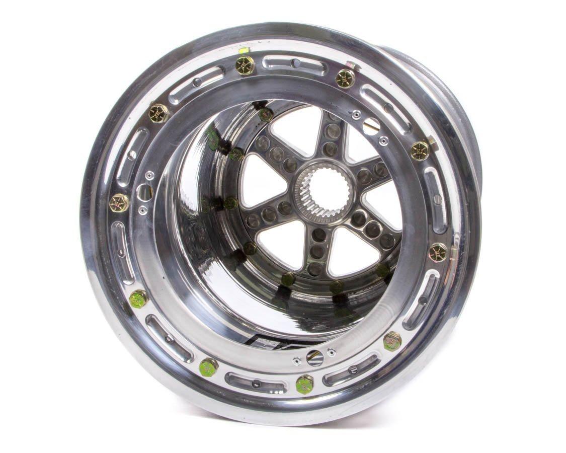 KEIZER ALUMINUM WHEELS, INC. DL10135SPBL Splined Wheel B/L 10x13 5in bs 27t