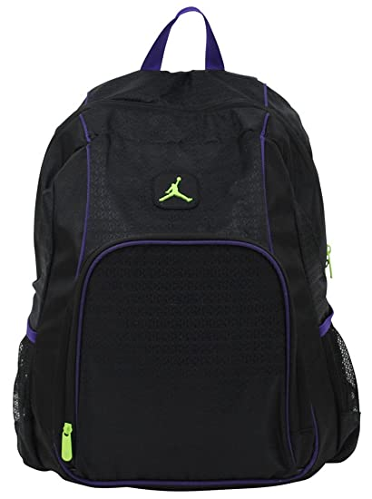 8a6b59343794 Amazon.com  Nike Air Jordan Legacy Backpack   Book Bag   Laptop Bag ...