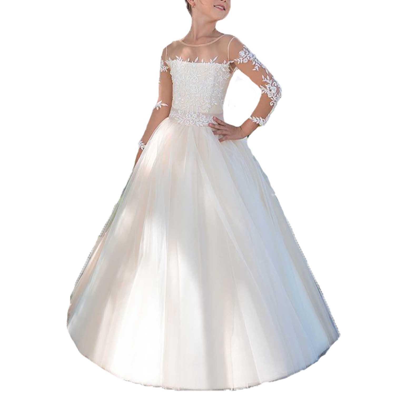 Carnivalprom Carnivalprom Mädchen Prinzessin Blumenmädchenkleider ...