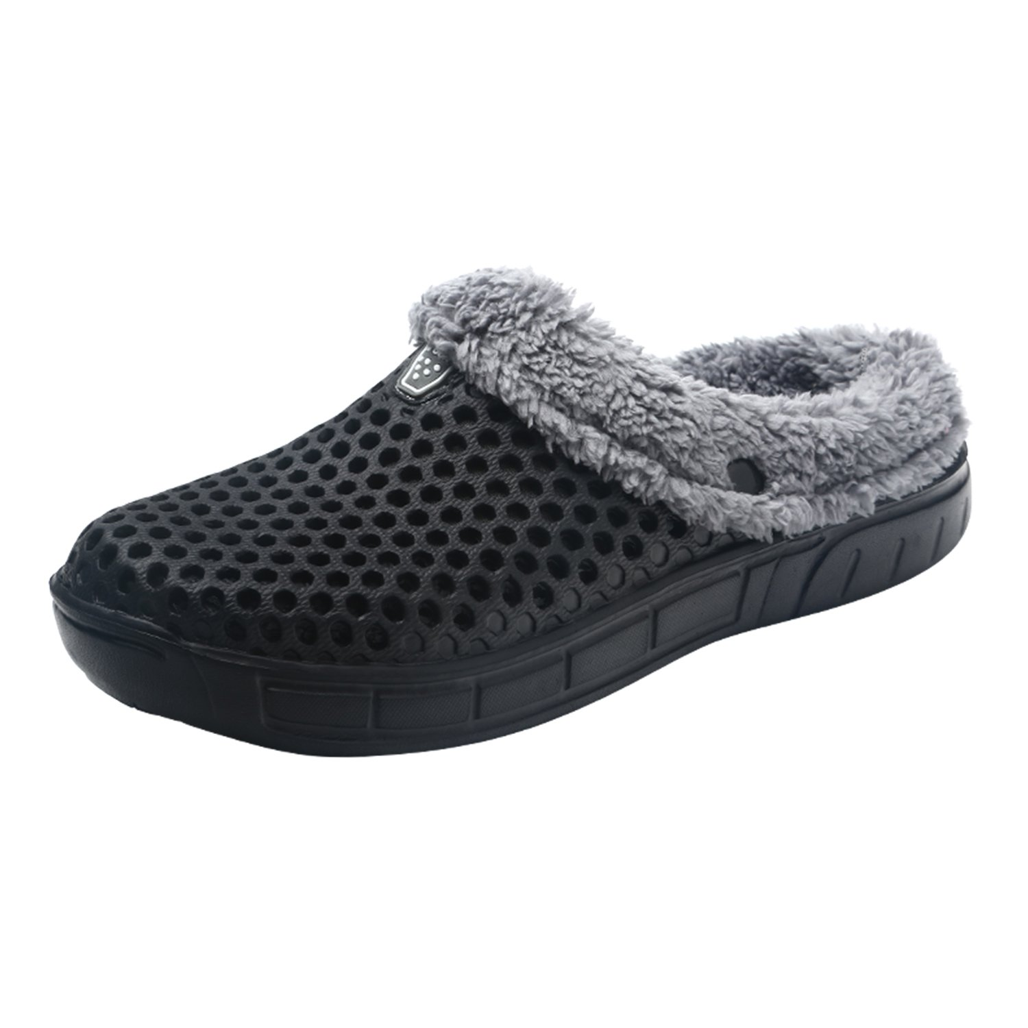 Men's Women's Breathable Mesh Lined Beach Outdoor Walking Garden Clogs Slippers