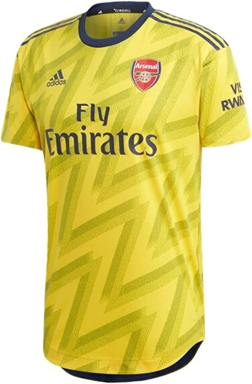 Amazon Com Adidas Men S Soccer Arsenal Authentic Away Jersey Clothing