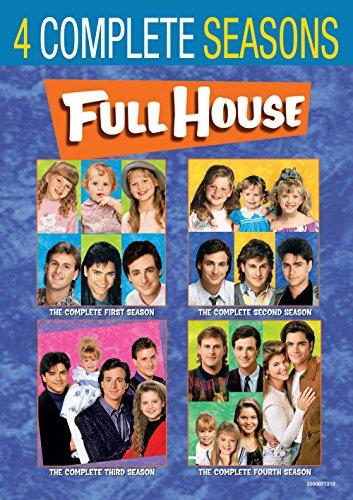 Full House: The Complete Seasons 1-4 (4-Pack) (Full House 1)