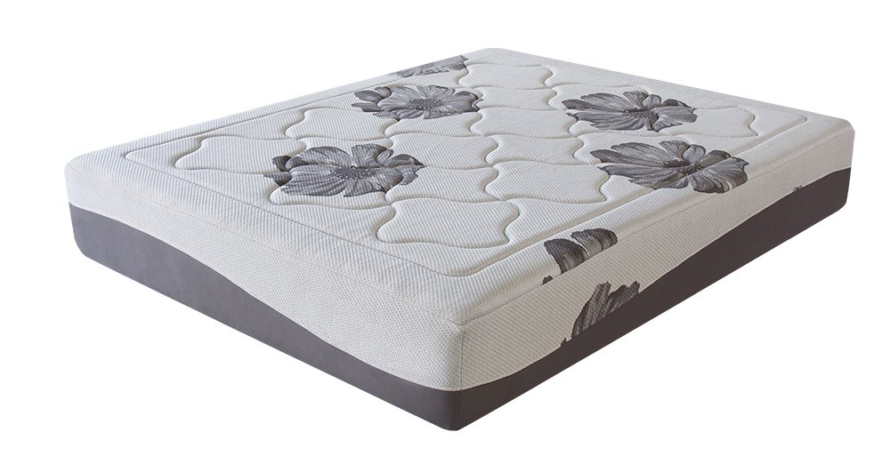 Olee Sleep 12 Inch I Gel Top Tencel Memory Foam Mattress 12FM01K by Olee Sleep (Image #3)